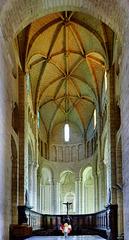 Saint-Jouin-de-Marnes - Abbey Church