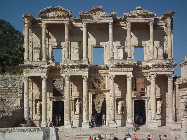 The Library at Ephesus