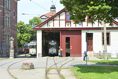 Naumburg 2013 – Tram depot