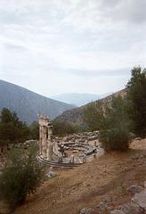 Temple of Athena Pronaios