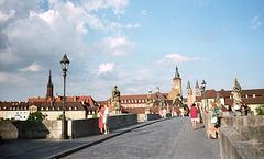 Wuerzburg Bridge