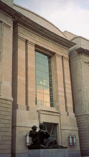 Reagan Building