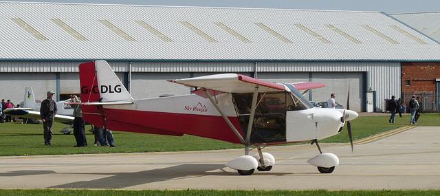 Skyranger 912 G-CDLG