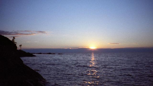 Eagle Harbor Sunset