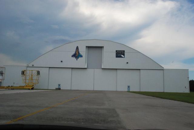 Orbiter Hangar