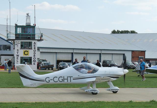 Dyn'Aero MCR-01 Banbi G-CGHT
