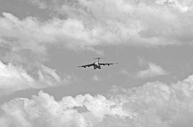 Lockheed C-5A Galaxy 69-0007