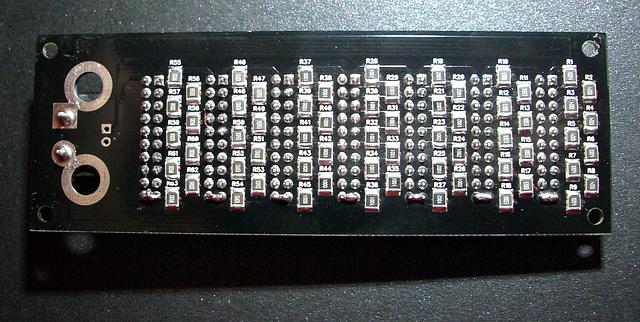 7 decade resistor board