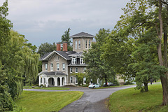 Glen Park Mansion – Wells College, Aurora, New York