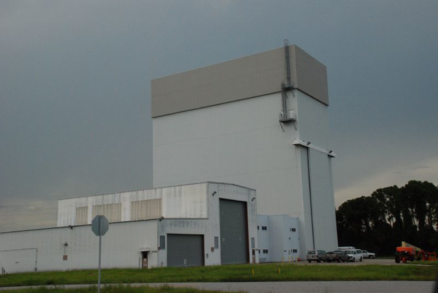 Hazardous Payloads Processing Facility