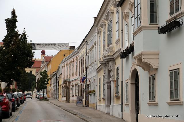 Haydn's House, Eisenstadt