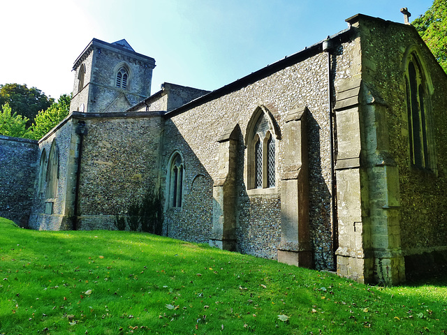 bledlow church, bucks