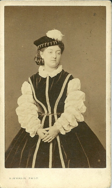 Marie Faivre by Bingham