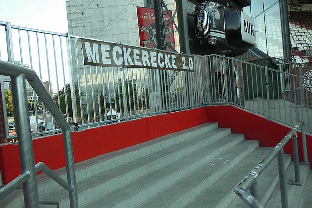 Meckerecke!