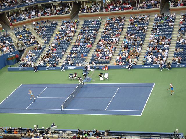 Wozniacki vs. Giorgi