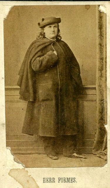 Karl Formes by Unknown