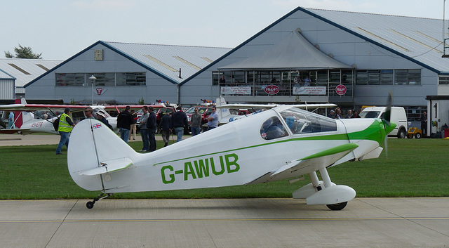 Jodel D117 G-AWUB