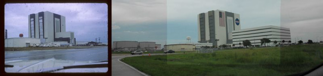 Compare: VAB, 1965 and 2009