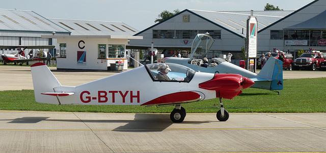 Pottier P805 G-BTYH