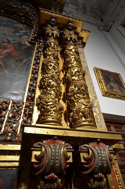 Solomonic Columns