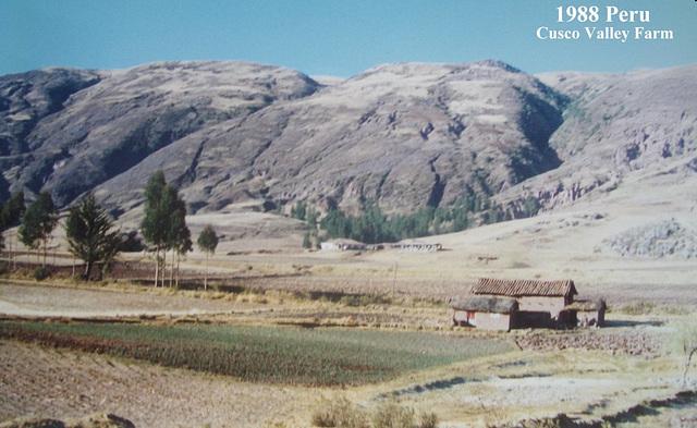 1988 Peru Farm
