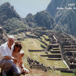 1988 Peru Machu Picchu