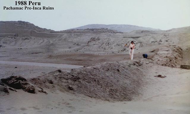 1988 Peru Pachamac 2