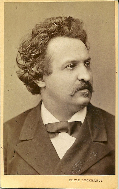 Gustav Walter by Luckhardt