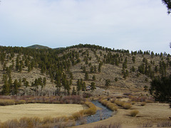Platte River and Hills