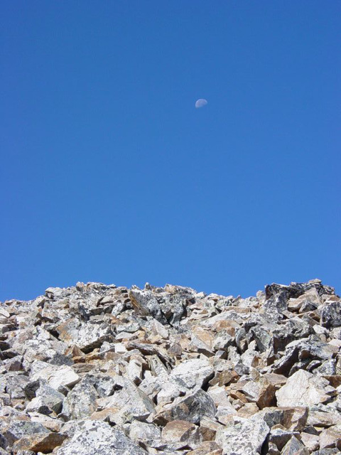 Moon and Talus