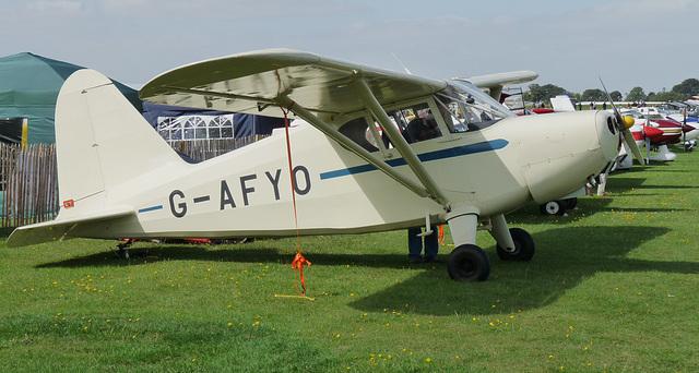 Stinson HW-75 G-AFYO
