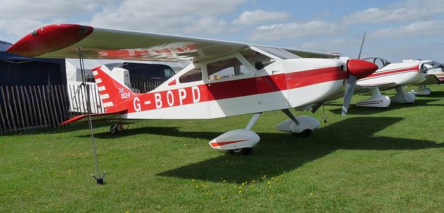 Bede BD-4 G-BOPD