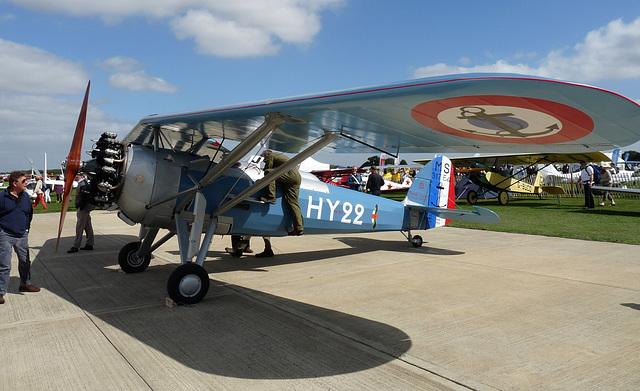 Morane Saulnier MS.317 HY22/ G-MOSA