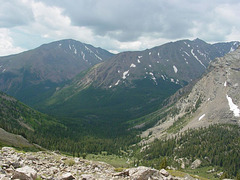 Mt. Elbert and Nearby Peaks