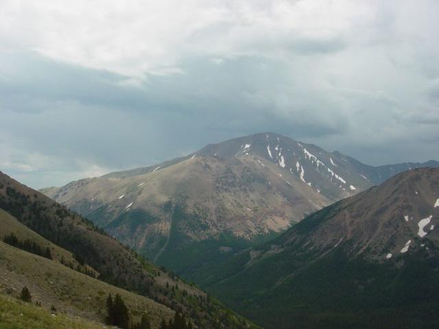 Mt. Elbert