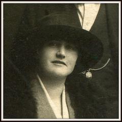 Kate in 1923