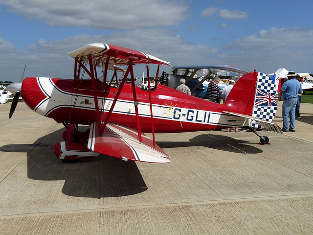 Great Lakes 2T-1A-2 G-GLII