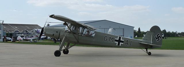 Fiesler FL-156A-1 Storch GM+AI/ G-STCH