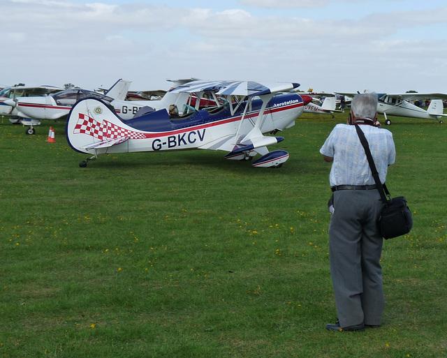Acrosport 2 G-BKCV