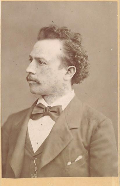 Adolf Robinson by Gertinger
