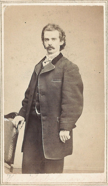 Theodor Habelmann by Unknown
