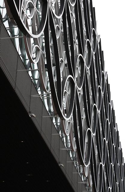 Library facade