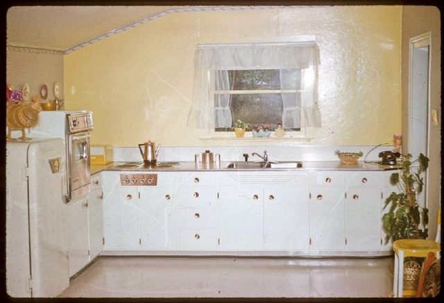 Dream Kitchen, Circa 1955