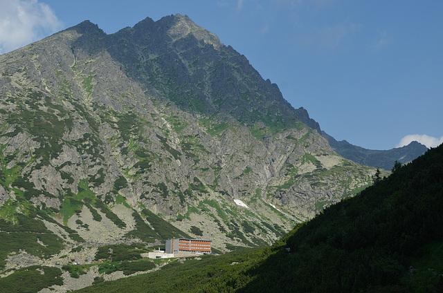 Velická Dolina and Połský Hrebeň