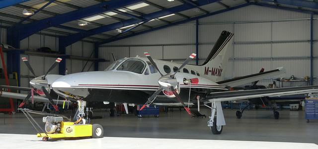 Cessna 425 Conquest 1 M-MANX