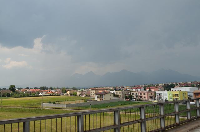View from Poprad