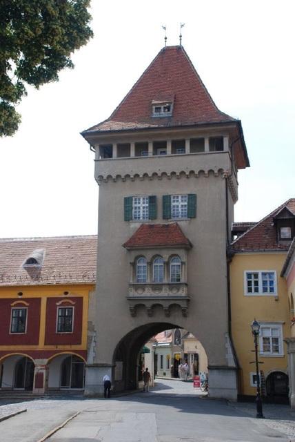 Hungary - Koszeg