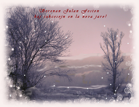 Serenan Julan Feston! Boldog Karácsonyt!