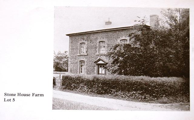 Stone House Farm, Thorington, Suffolk