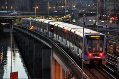 Subway at Slussen